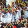 … und zurück bleiben Emotionen, Erinnerungen und immer wieder: Zahlen. Rekorde einer WM!